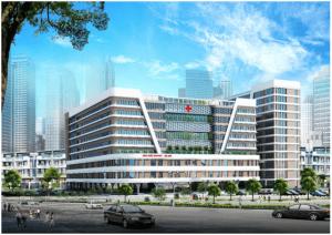 Bệnh viện Vạn Phúc hiện đại