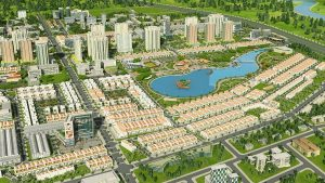 Chúng ta đều phải trầm trồ khi nhìn thấy các khu đô thị tại thành phố Hồ Chí Minh với quy mô rộng lớn và hiện đại như thế.